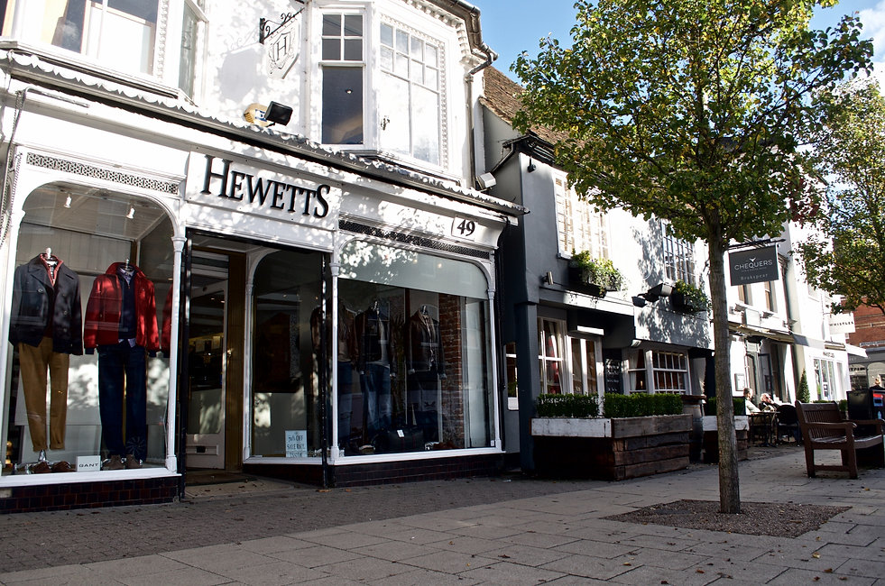 Hewetts of Marlow Shop