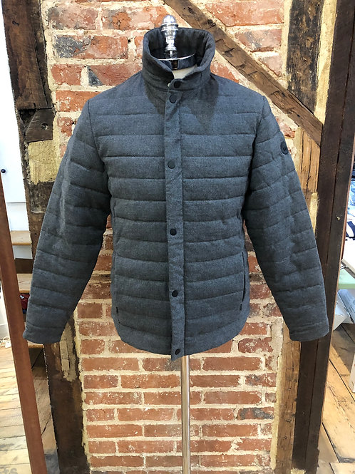 Scotch & Soda Quilted jacket in grey