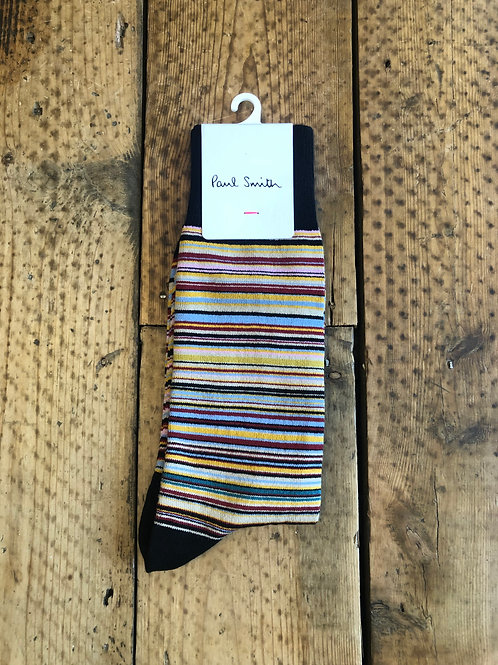 Paul Smith socks classic multistripe
