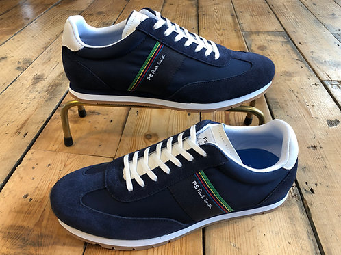 Paul Smith 'Prince' trainers in Dark Navy