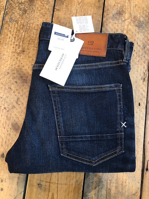 Scotch & Soda Ralston 'Beaten Back' Jeans