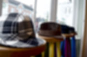 Hats at Hewetts of Marlow