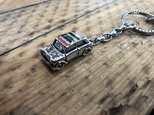 Paul Smith 3D Mini car keyring