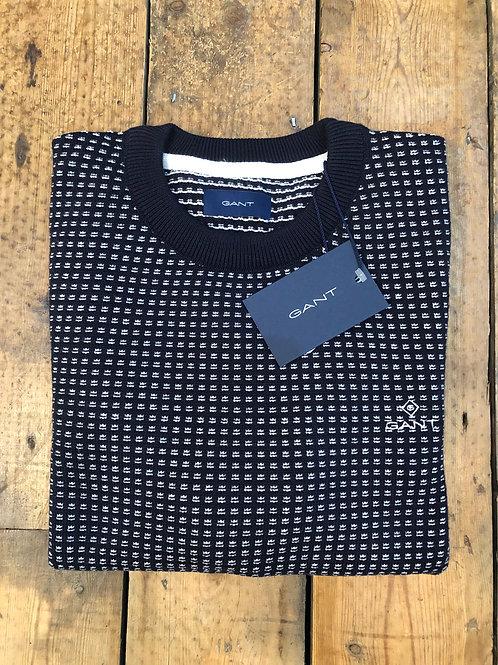 Gant Nordic crewneck pullover
