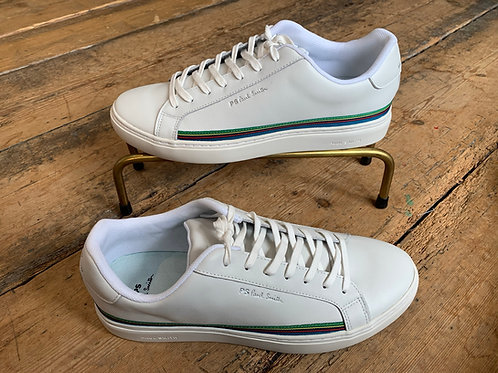 Paul Smith 'Rex' trainers in White Leather