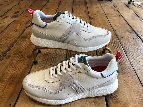 Paul Smith 'Jett' mesh trainers in white