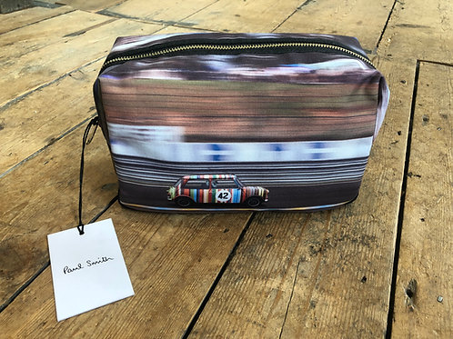 Paul Smith racing mini washbag