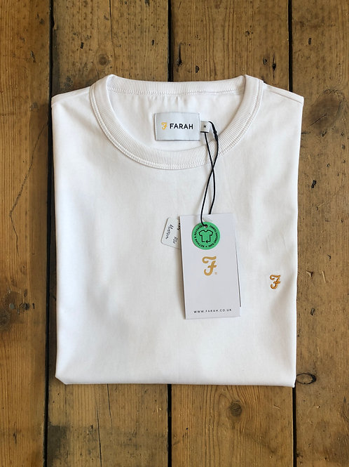 Farah T-Shirt in White