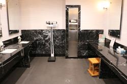 Luxury Locker Rooms