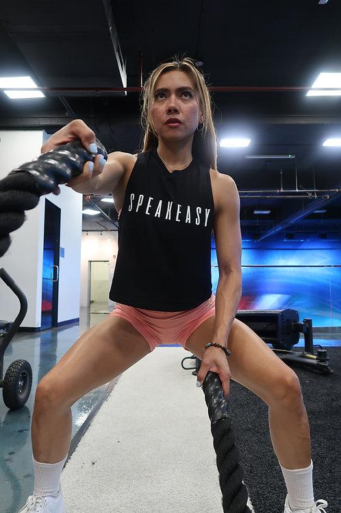 Speakeasy Muscle Tank