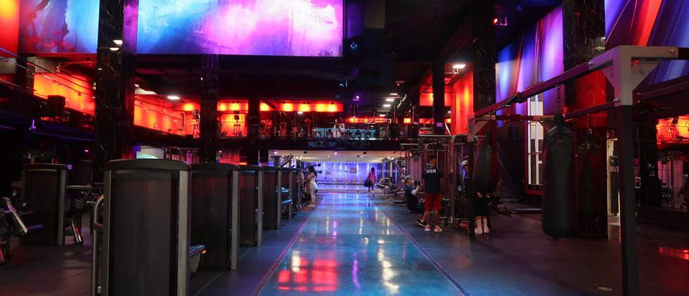 Main Workout Floor