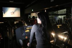Cardio Cinema Room