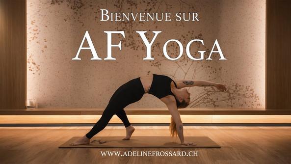 Bienvenue sur AF Yoga