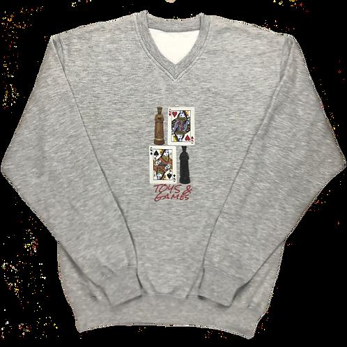 queens sweatshirt front