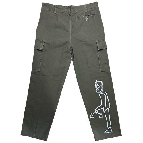 "The ""Moleskin"" Fatigue Trousers"