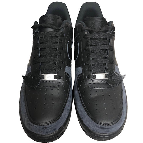 Adults London Glitter Air Force Ones Top