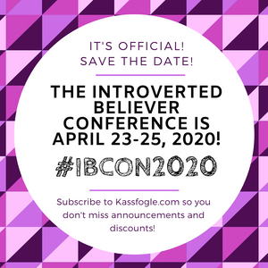The Introverted Believer Conference IBCON2020