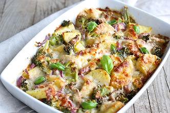 casserole, comfort food