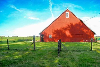 barn, farm, midwest