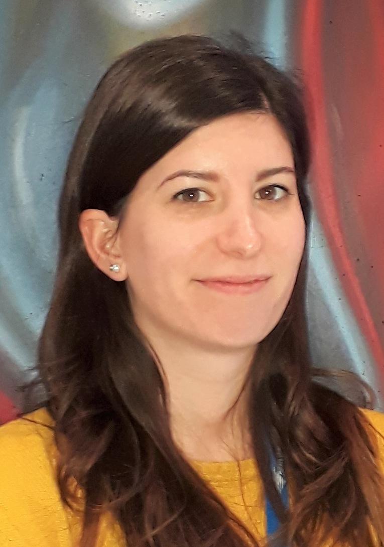 Francesca Bonini, PhD cand.