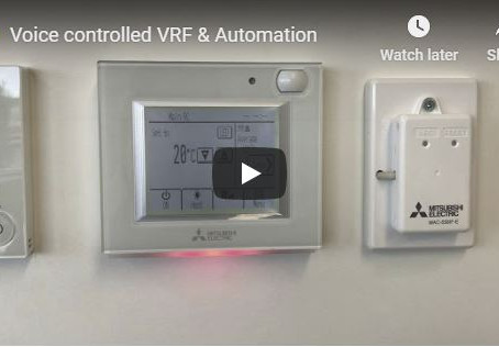 Voice Controlled VRF & Automation