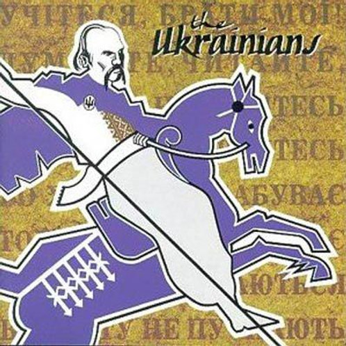 THE UKRAINIANS CD album