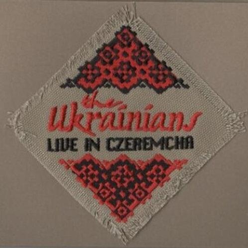 LIVE IN CZEREMCHA CD album