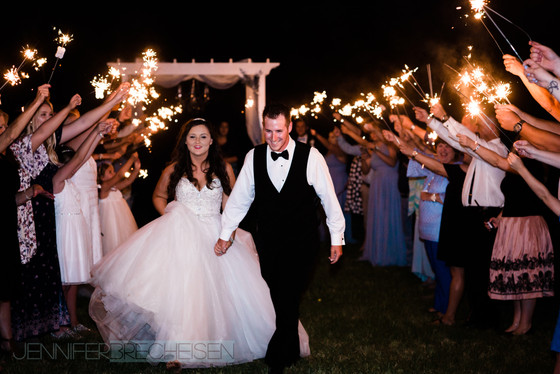 SPARKLER EXIT | 3 SIMPLE STEPS ON HOW TO NAIL IT EVERY TIME