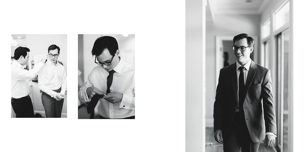 LAKE WYLIE GROOM WEDDING PHOTOGRAPHY PREPARATION