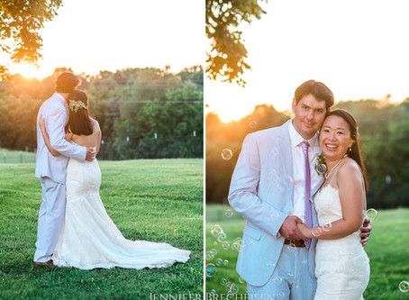What is the Best Time of Day for an Outdoor Wedding Ceremony?