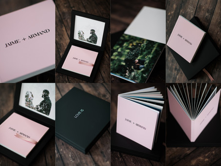 BEAUTIFUL CUSTOM ENGAGEMENT ALBUMS | GA, SC, NC WEDDING PHOTOGRAPHY