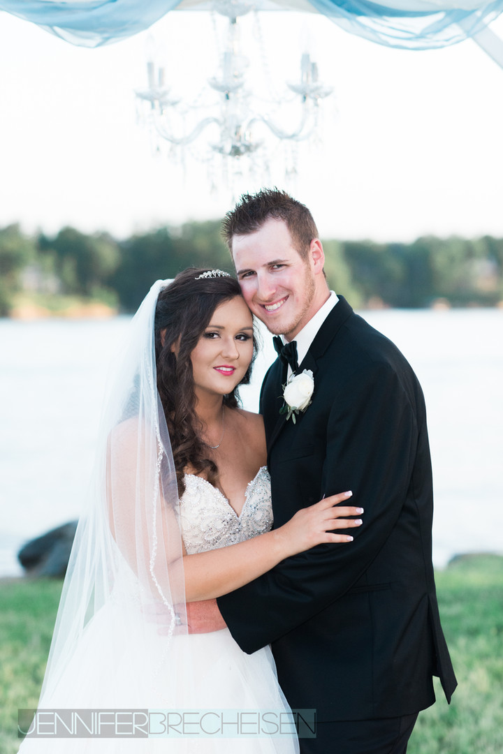 LAKE WYLIE WEDDING PHOTOGRAPHER DESTINATION