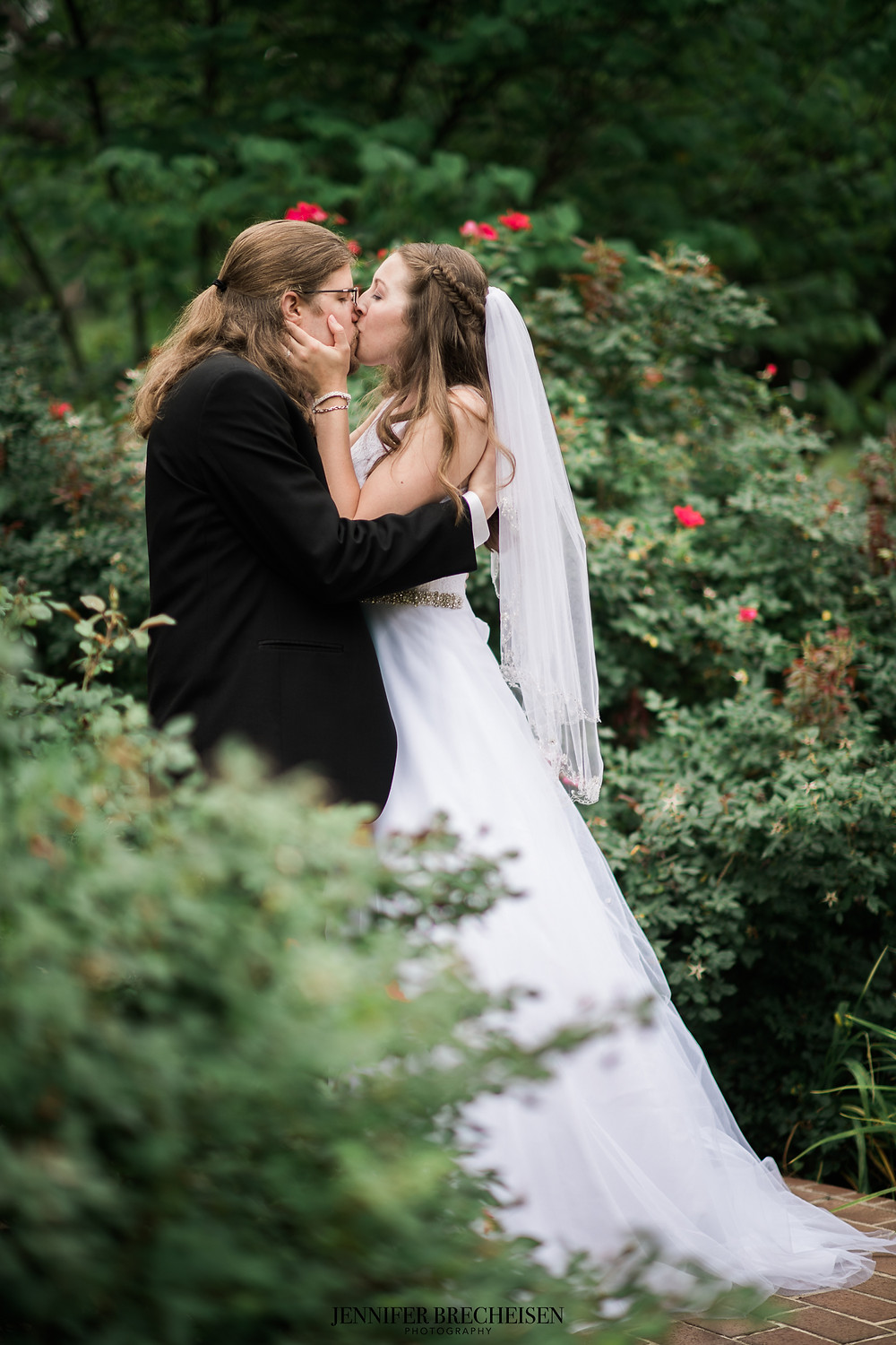 GLENCAIRN GARDENS WEDDING PHOTOS