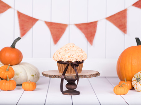 The Bowen Twins Fall Themed Cake Smash!