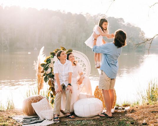 Charlotte, North Carolina Family and Newborn Lifestyle Photographers