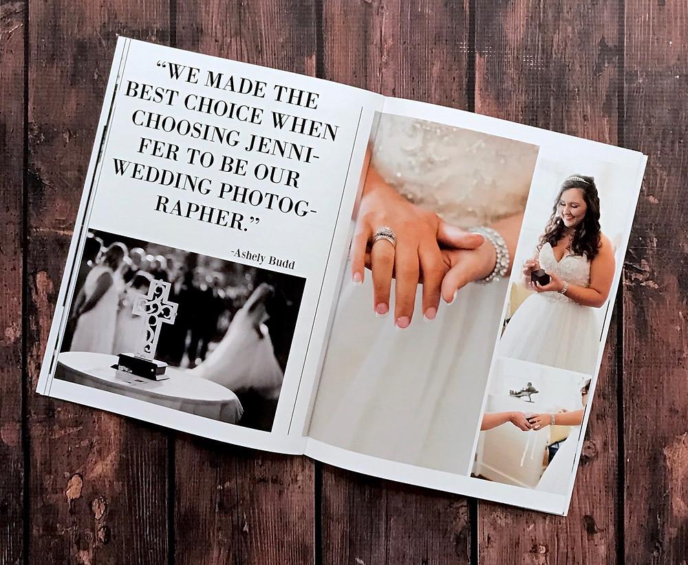 wedding photographer charlotte nc magazine bittersweet design