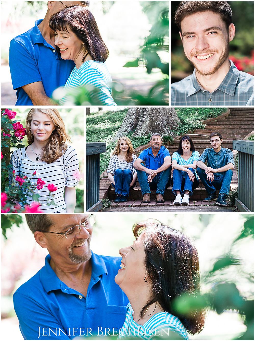 family lifestyle photographer rock hill fort mill chester lake wylie asheville greenville charlotte nc sc glencairn gardens