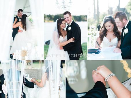 Lauren + Josh's Lake Wylie Wedding!