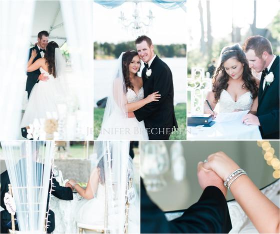 Lauren + Josh | Lake Wylie Wedding Photography