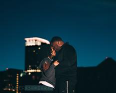 wedding engagement photographer atlanta ga piedmont park