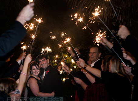 How to Have a Smooth and Successful Sparkler Exit!