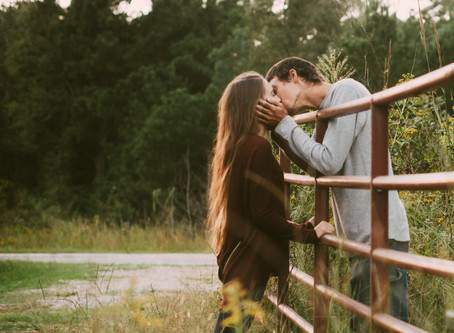 Katherine + Will Engagement | Fine Art Wedding Photographer SC & NC | Jennifer Brecheisen