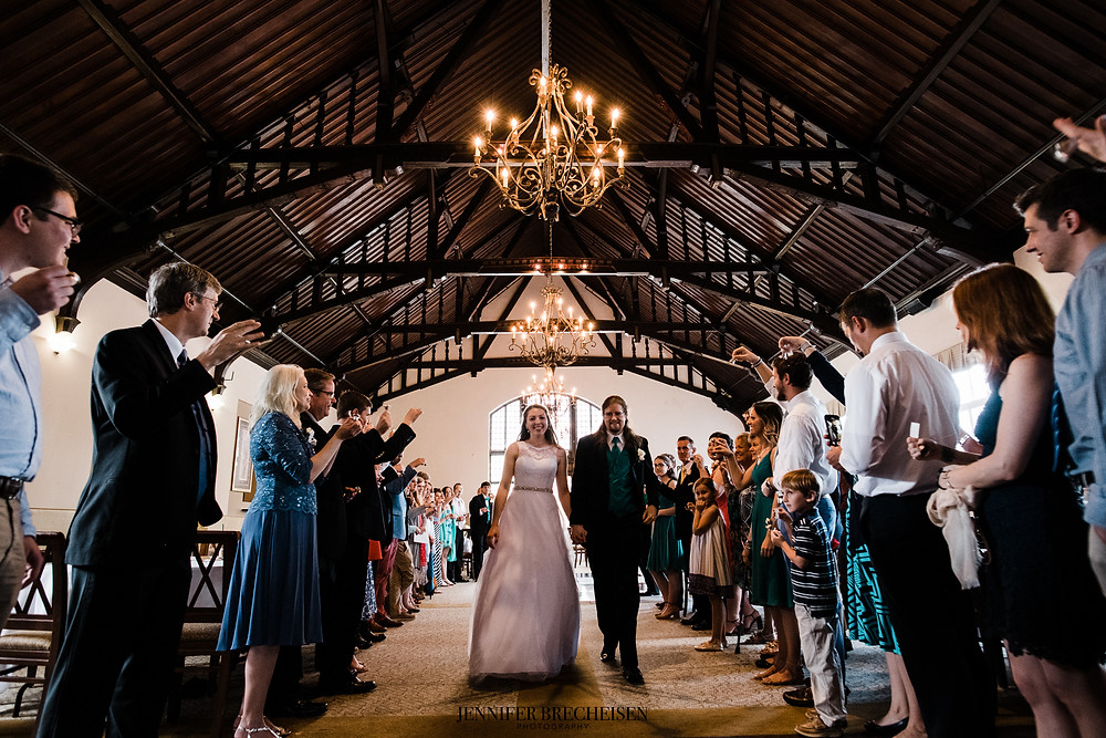 McBryde Hall Winthrop Wedding