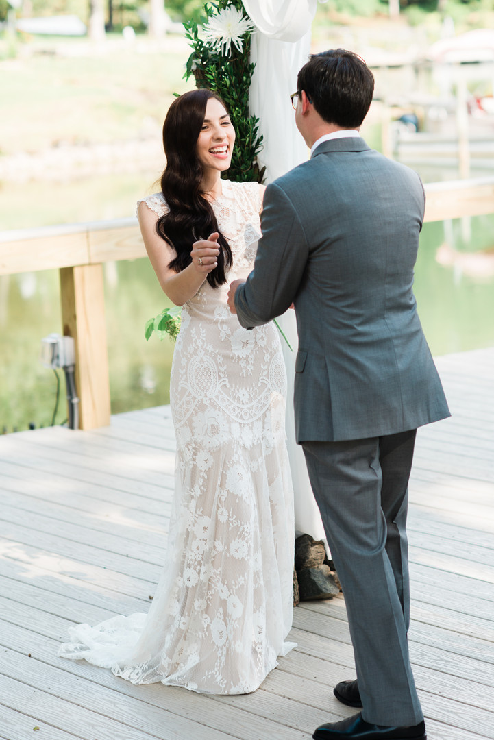 Lake Wylie Wedding Photography