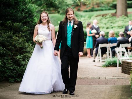 Glencairn Gardens Weddings | Shauna + Chris | Rock Hill, SC Wedding Photographers