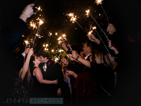 How To Shoot The Sparkler Exit at a Wedding and Nail it Every Time!