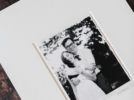 Charlotte NC Wedding Photography | Hand-Torn Fine Art Prints With Hahnemuhle Paper