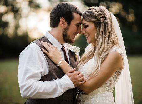 TIFFANY + BRANDON'S BEATY BARN WEDDING   ROCK HILL, SOUTH CAROLINA   WEDDING PHOTOGRAPHY