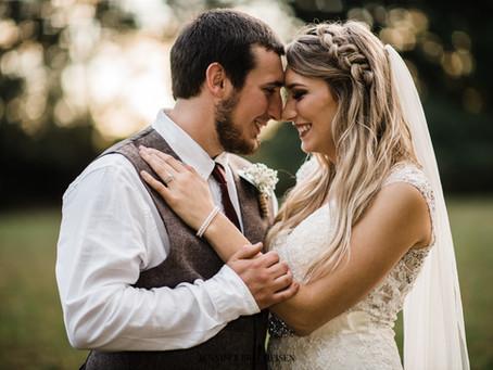 TIFFANY + BRANDON'S BEATY BARN WEDDING | ROCK HILL, SOUTH CAROLINA | WEDDING PHOTOGRAPHY