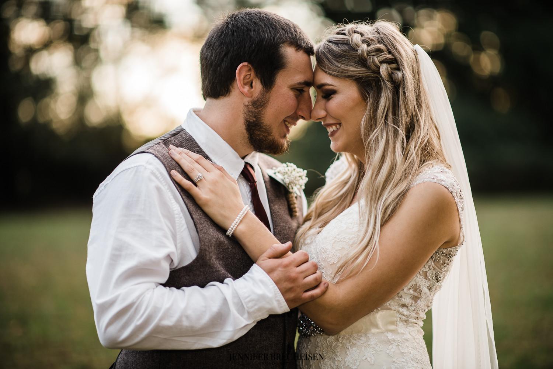 Tiffany + Brandon | Beaty Barn | Rock Hill Wedding